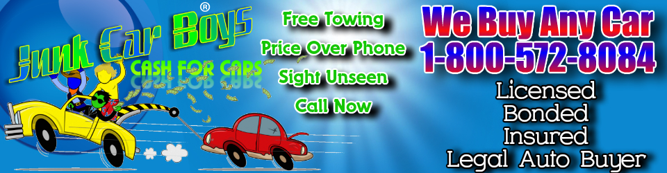 Cash For Junk Cars Newark We Buy Any Car Sell Your Car Today In